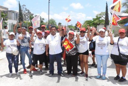 Juntos vamos a transformar a Quintana Roo: Hernán Villatoro