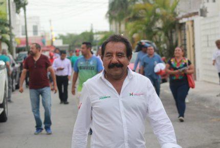 Martiniano Maldonado: Cierra campaña con cientos de aliados en el Domo Deportivo de Bonfil