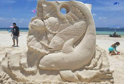 «Disfruta y cuida tu playa» recrea cuerpo y mente cerca del mar