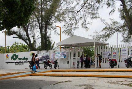 Incrementa oferta modular en Conalep Cancún
