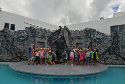 Grupo Dolphin celebra el día del Lobo Marino